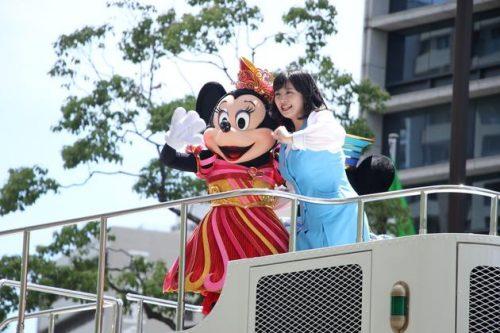 神戸まつりディズニーパレード