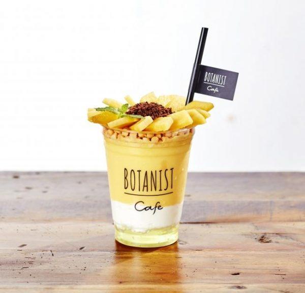 ボタニストカフェパイナップル× レモン