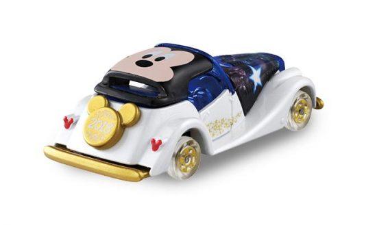 ディズニーモータース ドリームスター ミッキーマウス D23 エディション 2018 価格:1,080円