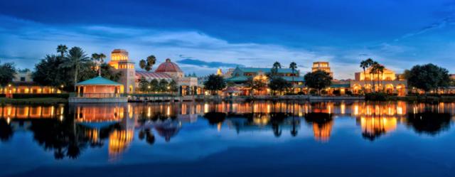 ウォルト・ディズニー・ワールド・リゾートホテル