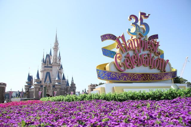 東京ディズニーリゾート35周年