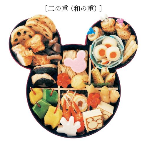 おせち 三段重 ミッキーマウス ディズニー