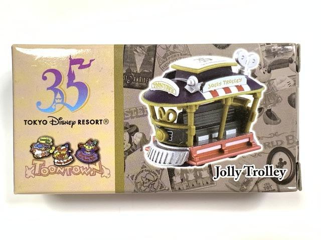 ディズニー35周年トミカ