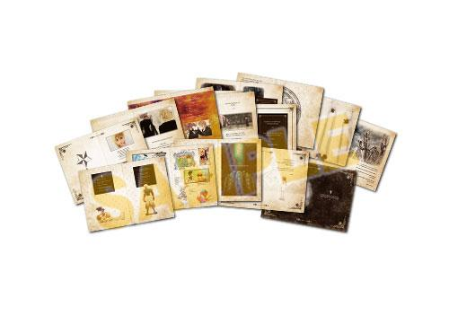 キングダムハーツ3メモリアル・リーフレット(全15種)