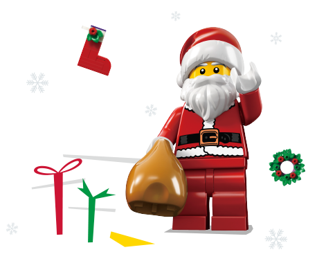 レゴのクリスマスイベント
