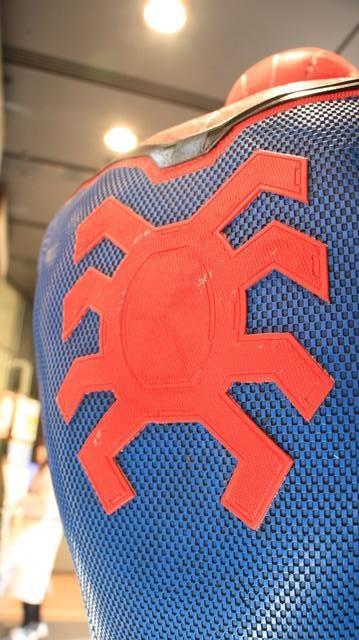 キスパイダーマン等身大フュギュアャプテンアメリカ