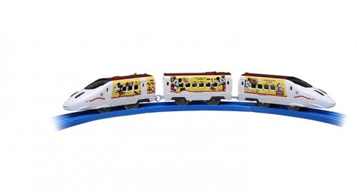 JR九州 Waku Waku Trip 新幹線ミッキーマウスデザイン