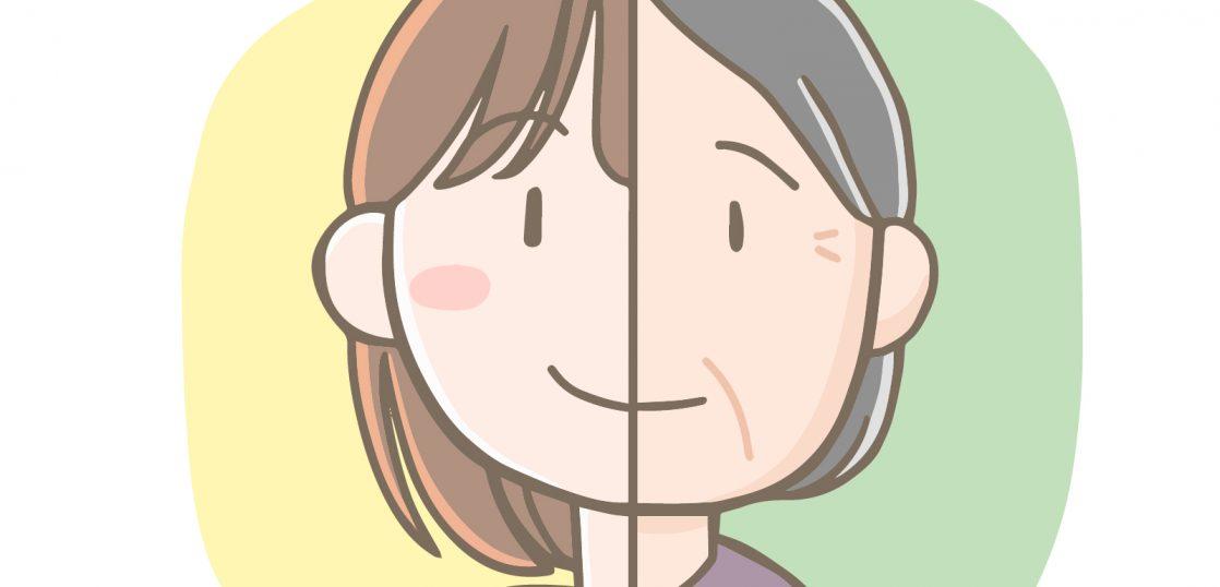 老け顔と骨の関係