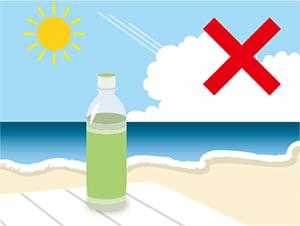 炭酸水の保存方法